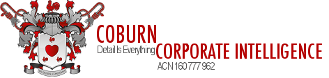 Coburn Corporate Intelligence